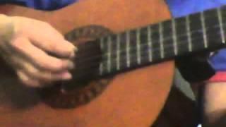Vợ ơi anh sai rồi - Guitar Cover by Nightingale