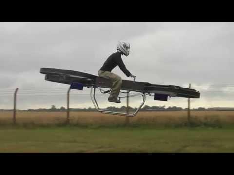 Malloy Aeronautics Hoverbike / UAS