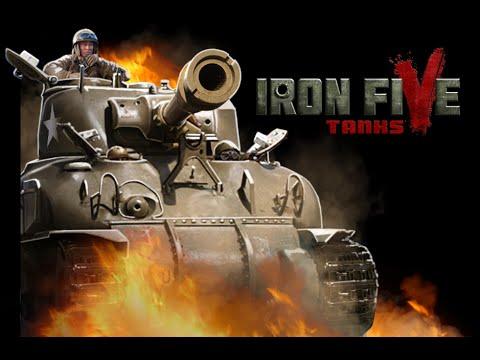 Iron Five: Танки