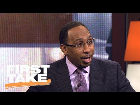 Stephen A. Smith: Thunder will be team to beat Warriors   First Take   ESPN