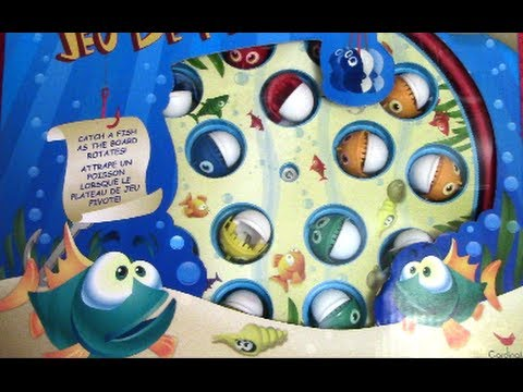 Gone Fishing Game for Kids 4+