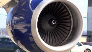 A319 Engine Start Delta Airlines