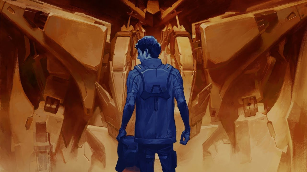 Mobile Suit Gundam Hathaway's Flash Trailer - YouTube