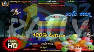 folclor ecuatoriano mix 1- musica ecuatoriana djrally73