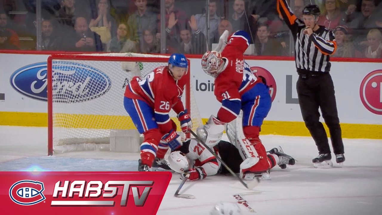 size 40 a447b b106d NJD@MTL: Carey Price punishes Kyle Palmieri