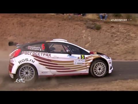 Rally Islas Canarias 2017 Eurosport Leg/Etapa 1