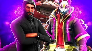 John Wick And The Drifts TEMPLE OF DOOM - Fortnite Short Film