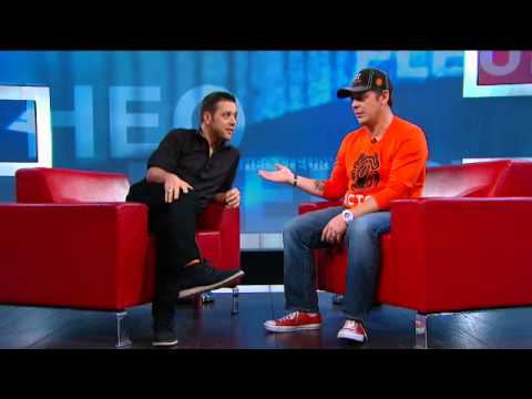 Theo Fleury Talks The NHL Lockout, Blowing $50 Million, And The 2014 Olympics