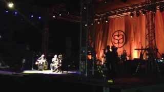 Sıla - Saki (yeni şarkı) (akustik canli kayit) İzmir Acikhava 21.09.2013