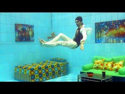 HYDROMAN | I- SHOJ | Diwana tera | Music Video - Under the Water