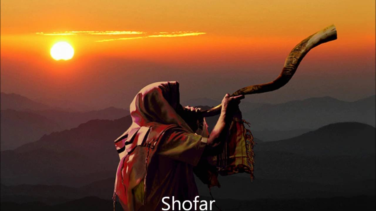 Sonido Del Shofar Hd Youtube