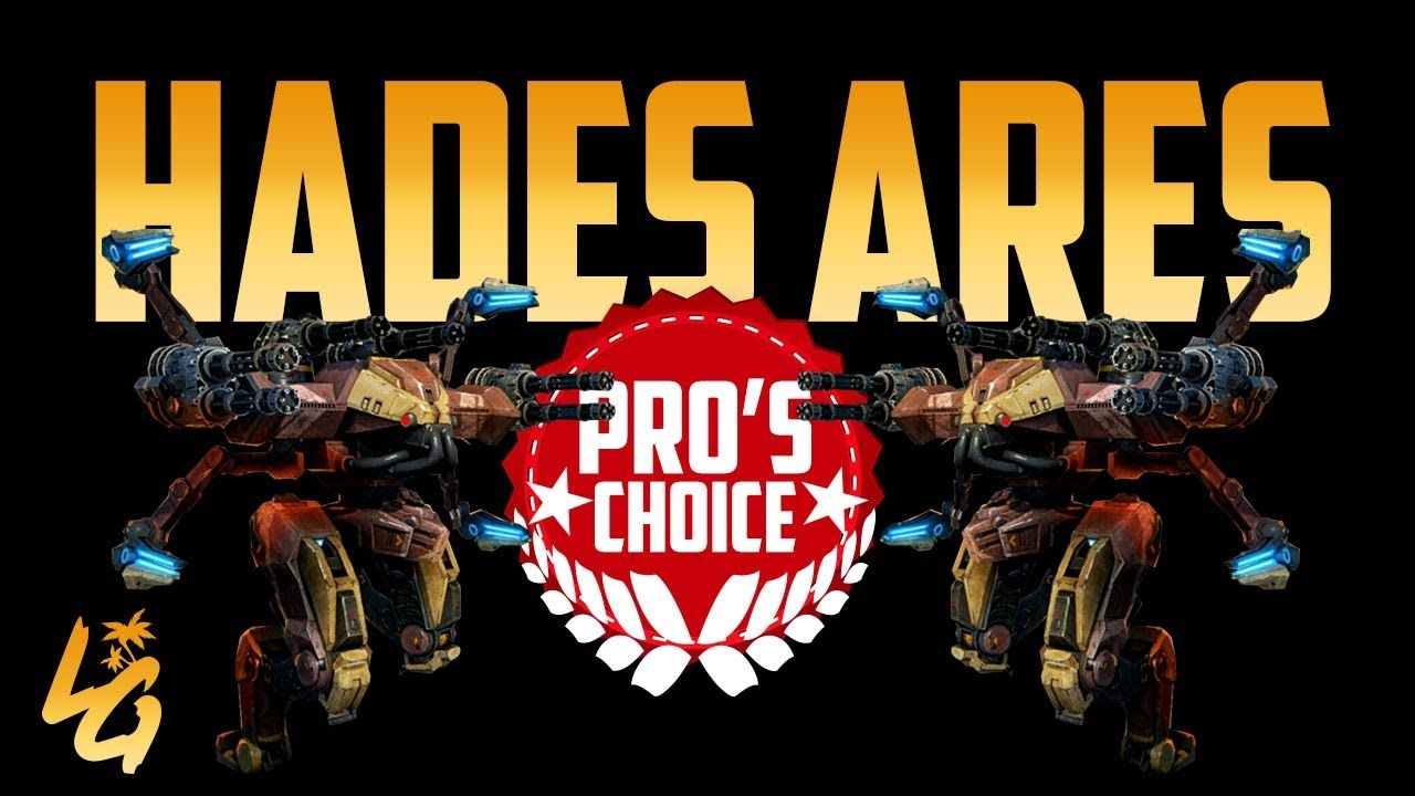 War Robots HADES & ARES are Destructive | Pro's Top Choice ...