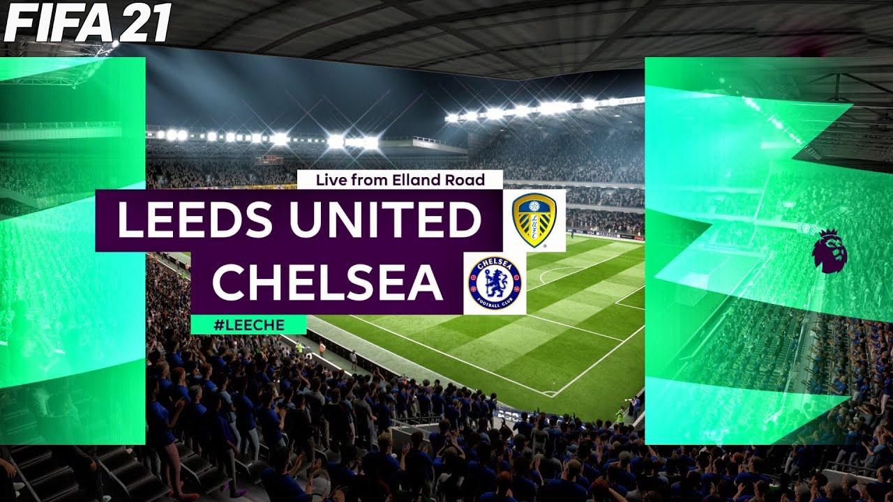LEEDS UNITED VS CHELSEA | Premier League 6 Dec, 2020 | Gameplay Predictions & Full match