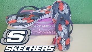 SKECHERS Performance H2 Goga - женские шлепки. 8cafbc9a1af