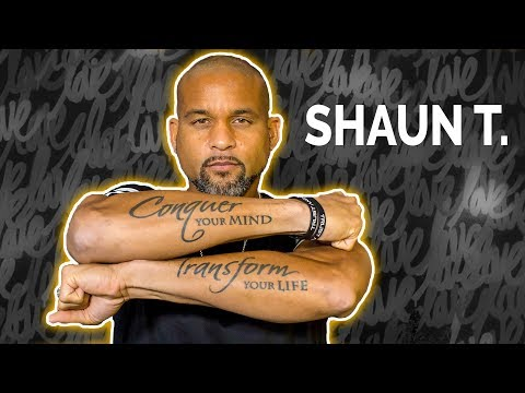 Shaun T: Trust and Believe in Your Own Transformation