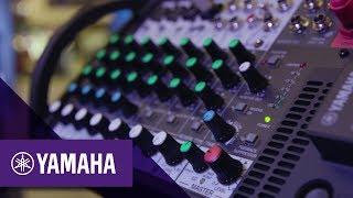 The new Yamaha STAGEPAS BT | Namm Show 2018 | Yamaha Music