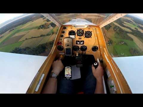 PIK-26 Mini-Sytky - Flying In Finland 2