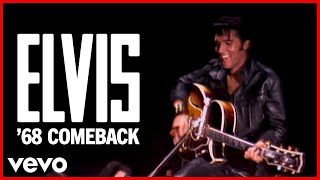 Elvis Presley - One Night (68 Comeback Special 50th Anniversary HD Remaster) YouTube Videos