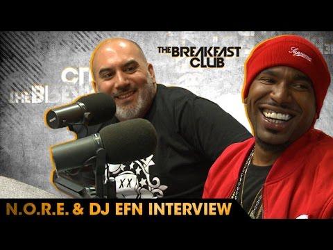 N.O.R.E. & DJ EFN Talk Drink Champs, Squashing Beef, Preserving Hip Hop Culture & More