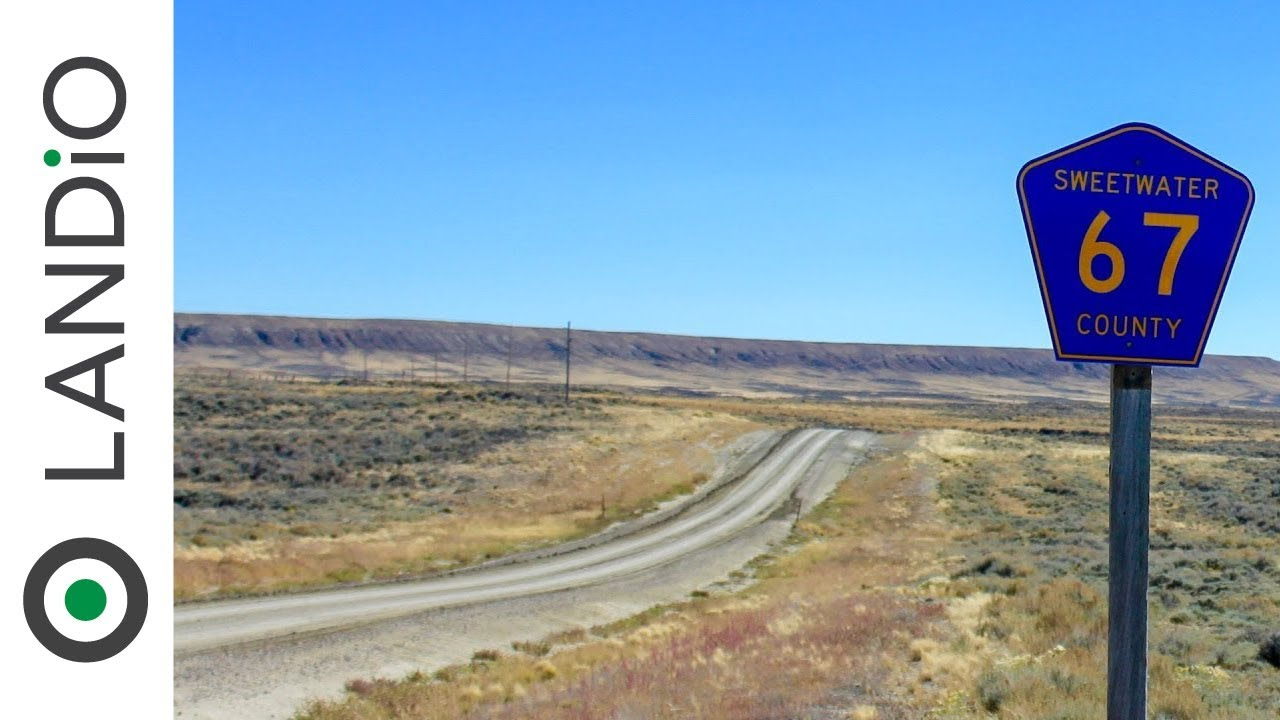 Land For Sale : 80 Acres in Southern Wyoming adjoining BLM Land at  Wholesale Price