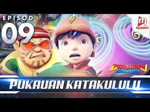 BoBoiBoy Galaxy EP09 | Katakululu's Hypnotic
