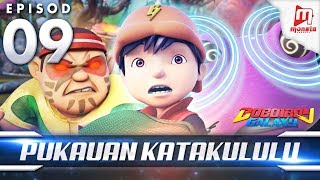 Video BoBoiBoy Galaxy EP09 | Pukauan Katakululu / Katakululu's Hypnosis (ENG Subtitles) download MP3, 3GP, MP4, WEBM, AVI, FLV Agustus 2019