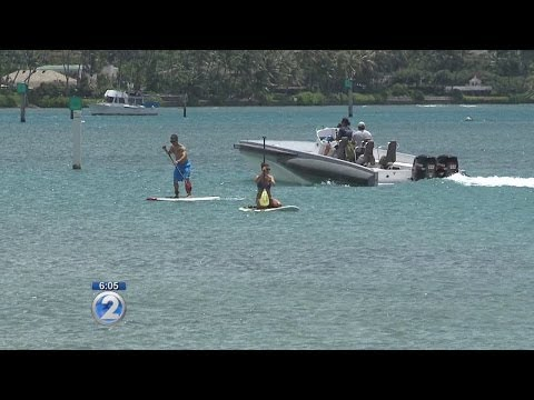 Safety concerns at Maunalua Bay