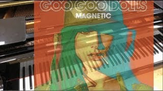 Goo Goo Dolls - Bulletproof Angel Piano Tutorial