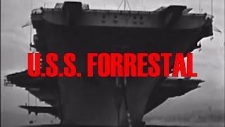 USS Forrestal (CV-59) - America