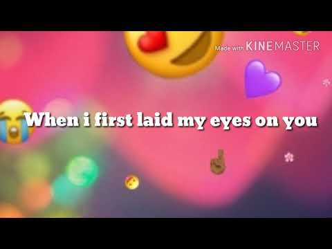 @leieraa- When I first laid my eyes on you
