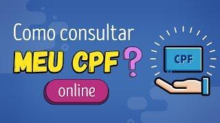 Como consultar o CPF na Serasa de graça