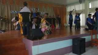 """Sabayang Bigkas """" TUWID NA DAAN ANG WIKA NATIN"""" PERFORM BY GES!!"""