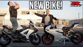 BOUGHT A NEW MOTORCYCLE! | Suzuki GSXR 1000