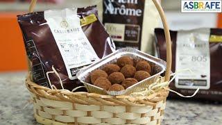 Semana de Receitas: Trufas de Chocolate