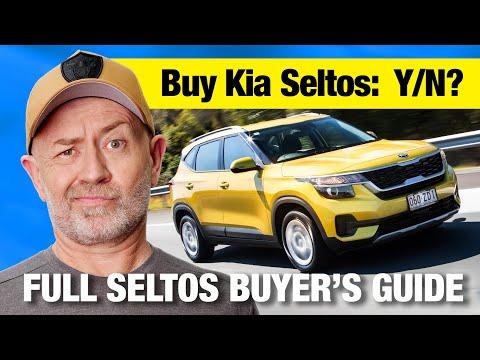 2020 Kia Seltos review & buyer's guide | Auto Expert John Cadogan