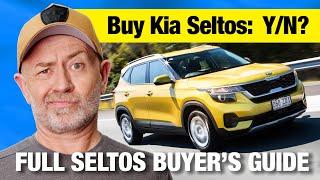 2020 Kia Seltos review & buyer's guide   Auto Expert John Cadogan