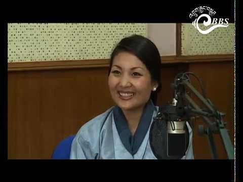 Radio On TV: Interview with Namgay Zam