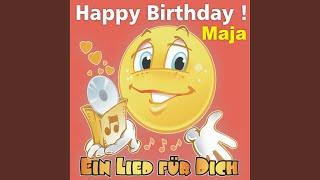 Happy Birthday ! Das rheinische Geburtstagslied für Maja