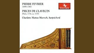 Pieces de clavecin, Book 2, Suite No. 1: I. Les Liens Harmoniques, rondeau