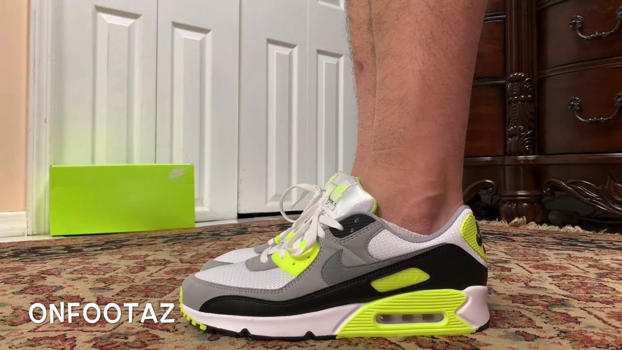 Nike Off White Air Max 90 Review + On Foot