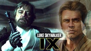 Star Wars! Luke's Potential New Look For Episode 9 Explained! (Star Wars News)