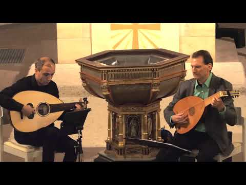 THE LOVE HE LEFT BEHIND: Nehad El Sayed (oud) & Peter Croton (lute)