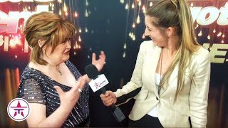 Viral Superstar Susan Boyle OPENS UP In AGT Champions Interview!