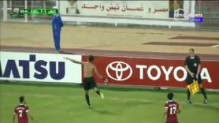 بطولة كاس العالم العسكرية - احمد الشيخ يسجل هدف الفوز القاتل العالمي على طريقة الكبار