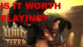 """Wild Terra First Impressions """"Is it worth playing?"""""""