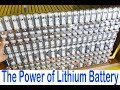 The Incredible Power of Lithium Ion for Solar Storage,