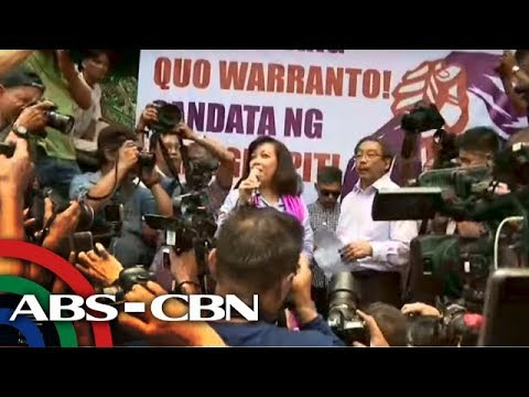 Will Sereno ouster affect economy?