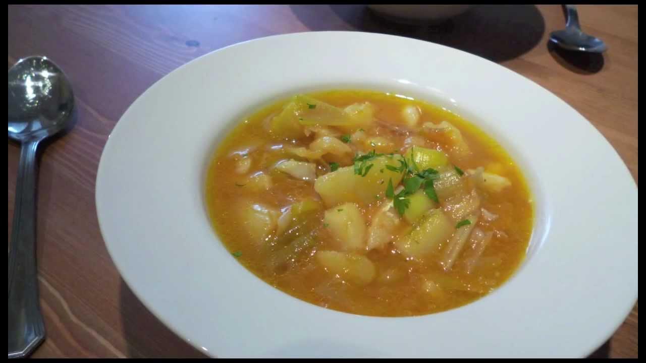 Porrusalda recetas de cocina f cil youtube for Videos de cocina facil