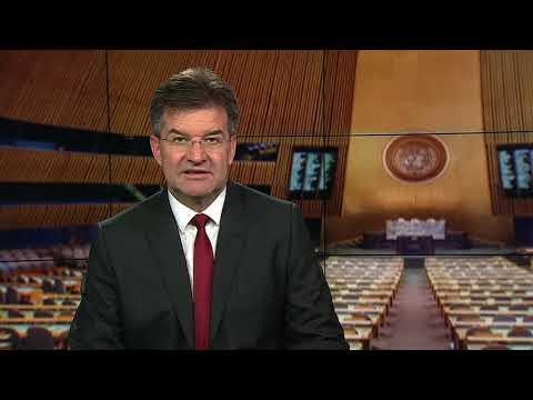 Predseda 72. zasadnutia Valného zhromaždenia OSN, Miroslav Lajčák
