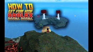 How to get FIRE HIDE in BOOGA BOOGA!|ROBLOX
